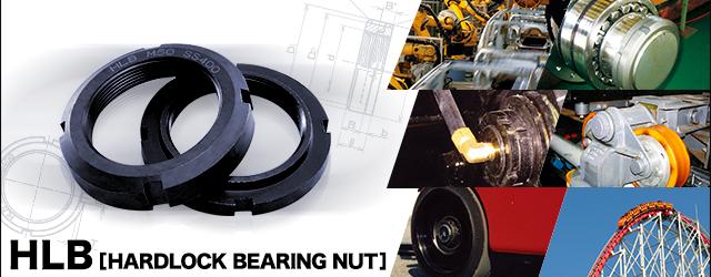 Hardlock Bearing Nut